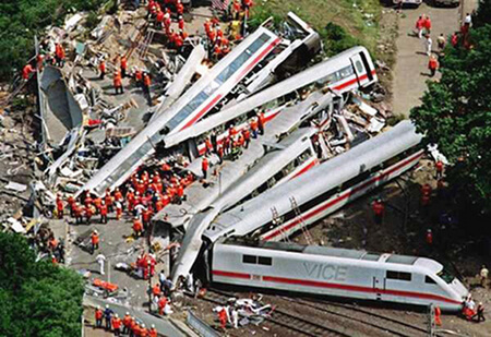 ICE Rail Disaster 1998