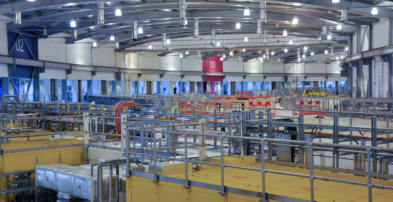 Synchrotron Diffraction